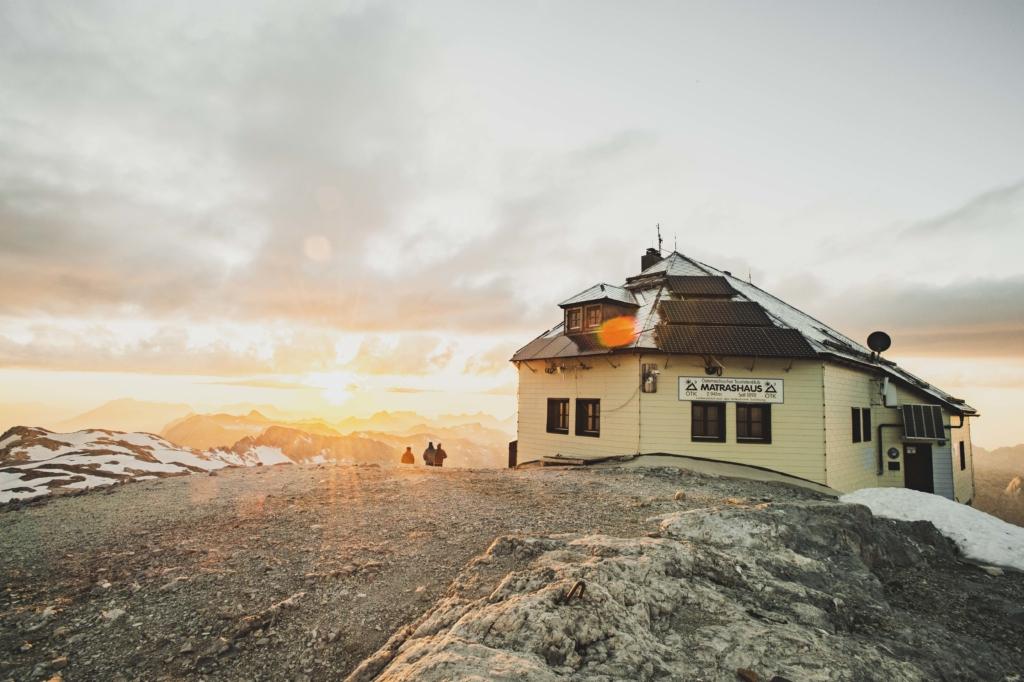 Hochkoenig, Hochkönig, Hochkeil, Salzburg, Alpen, Matrashaus